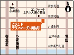 周防町地図