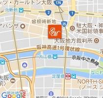 堂島店地図(店舗ページ用)