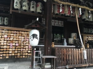 岡崎神社②
