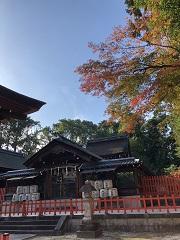 建勲神社②